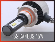 F5S CSP CANBUS 45W 6000LM